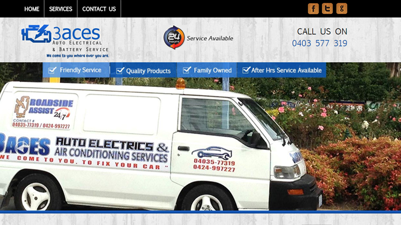3 Aces Auto Electrical & Battery Services