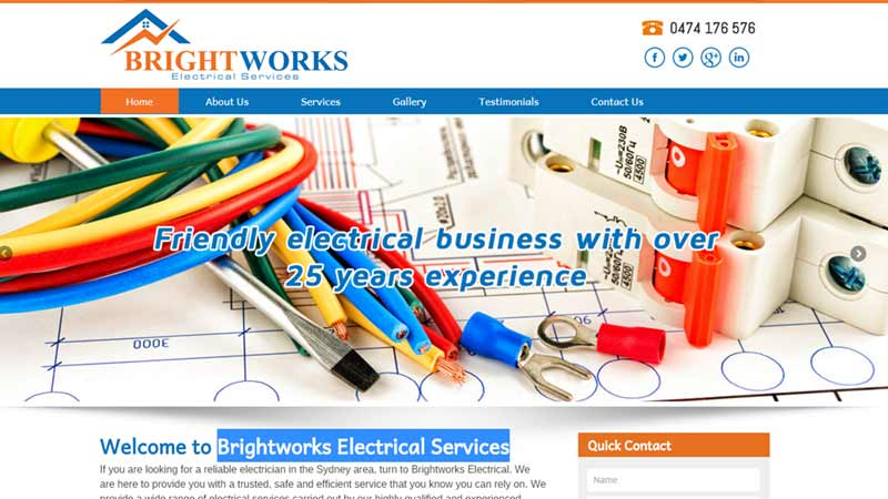 Brightworks Electrical Services