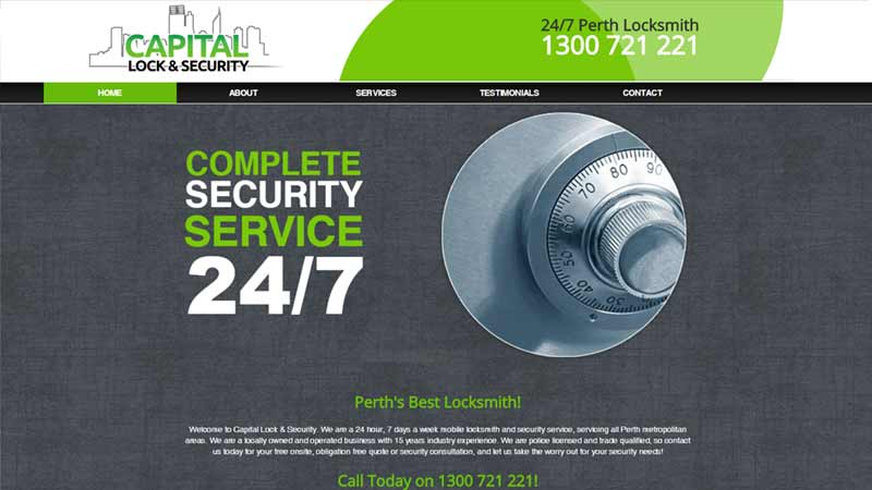 Capital Lock & Security
