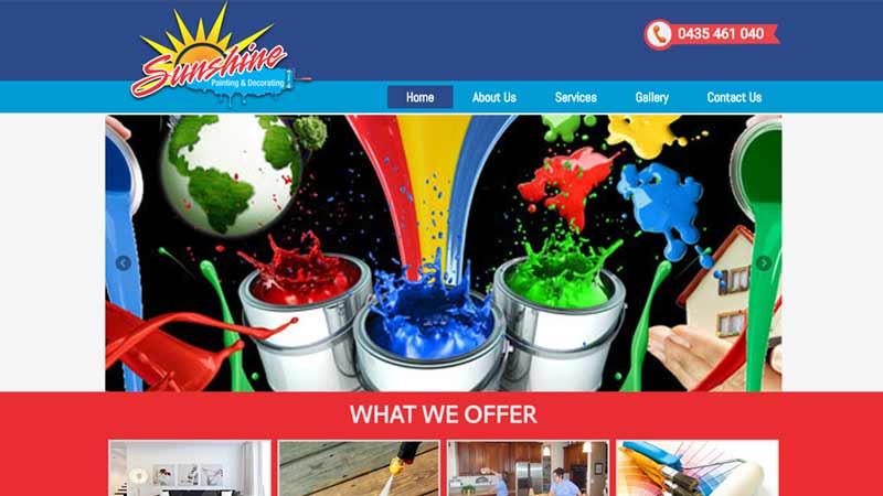 Sunshine Painting Services