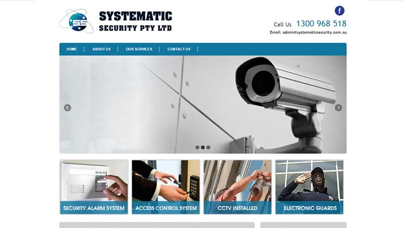Systematic Security Pty Ltd